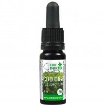 20% Full Spectrum CBD Olie