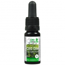 5% Full Spectrum CBD Olie