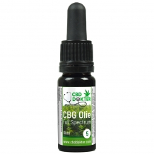 5% CBG Olie Full Spectrum